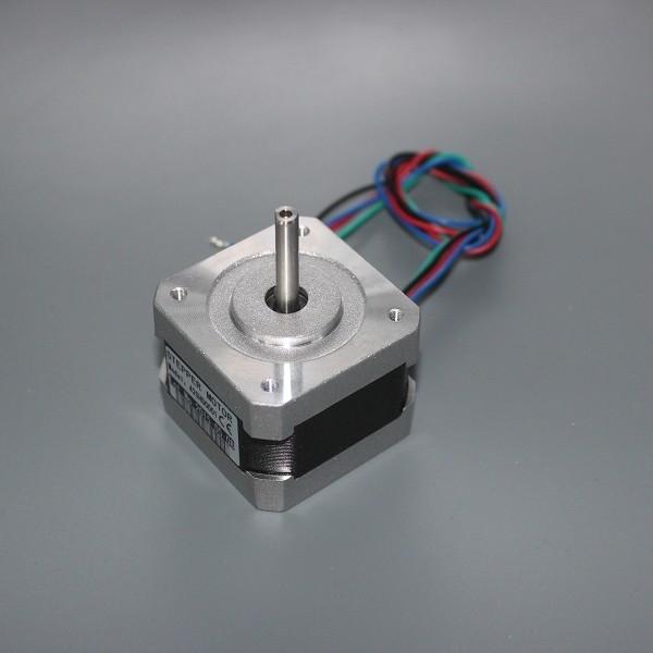 Светодиоды и шаговый двигатель